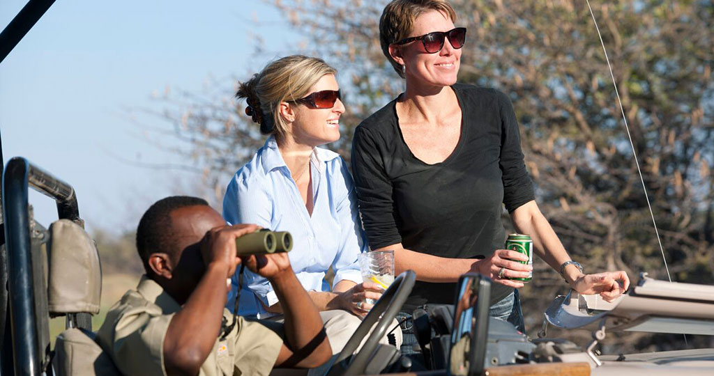 Okavango Expeditions guides are friendly and professional