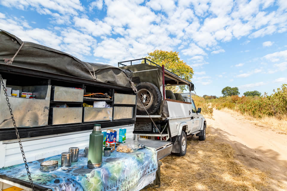 Okavango Expeditions Botswana Adventurer safari
