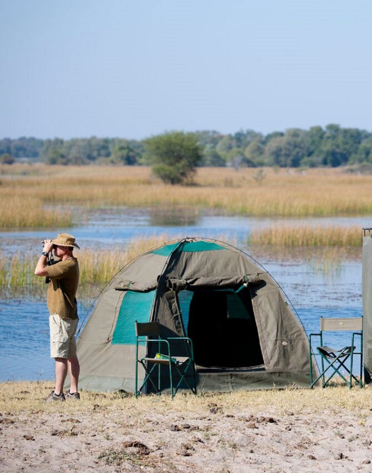 Okavango Expeditions participation mobile safaris