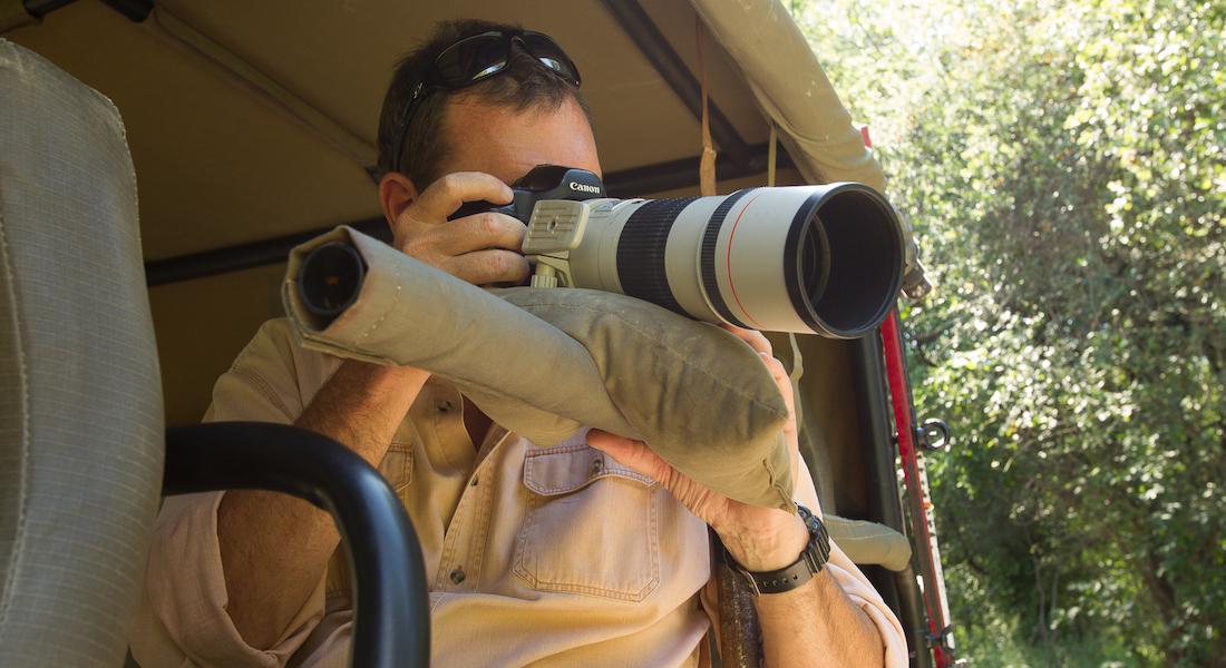 photography safari, chobe
